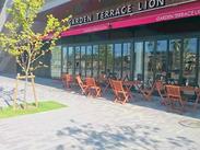 地域・社会連携のシンボルとなる一般開放型施設「立命館いばらきフューチャープラザ」に、昨年新しくオープンしました★