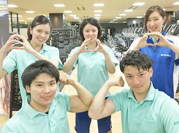 【フィットネスSTAFF】☆――施設を≪無料≫で利用できる!!――☆働きながら、健康な体作りも可能♪+所沢駅から【徒歩2分】なので、出勤もラクラク!