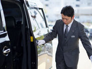 ドライバーだけでなく、役員の秘書業務や冠婚葬祭の業務サポートなどもお任せ!色んな仕事を経験できますよ◎