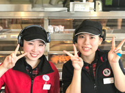 \楽しい仲間がいっぱい★/高校生~シニア世代の方まで活躍中!毎日ワイワイ楽しく働ける!新しいバイト仲間ができるかも◎