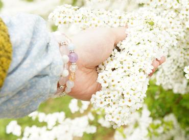 【生花の製造・配送】<やりがい抜群>あなたの作った花が、誰かの人生の節目を彩ります―…\扶養範囲内OK/20~40代の主婦さんも多数活躍中!