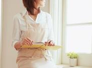 調理業務全般・メニュー開発などをお任せ!毎日食べたいと思っていただけるような食事を一緒にご提供しませんか?
