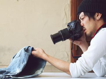 【制作アシスタント】画像の切抜きができれば応募OK☆*オシャレが好き*ファッションが好きそんなアナタも◎時間や働き方は一緒に決めましょう♪