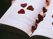 今話題のブックギャラリーで働きませんか?お客様がゆっくりと本を選びながらホッと落ち着ける空間を作りましょう!