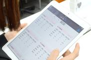 当教室オリジナルの「学習アプリ!」タブレットで気軽に使えるので⇒初めてさんでも動作確認らくらく!