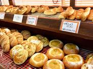 地域で愛される人気のパン屋さん◎学生~主婦さんが多数活躍中のお店です♪♪