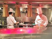 大丸福岡天神内の一角にある、素敵な洋食専門店♪ ファンも多いあの味が学べる&まかないで食べれる…!゚+.(・∀・).+゚