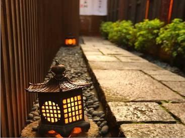 酒とご馳走。 路地奥にあり、錦市場・柳馬場通に ひっそり佇む「BANSAN 京色」