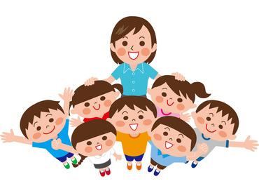 【児童デイサービSTAFF】\未経験・無資格OK!!/課外活動や音楽体操など子どもたちの笑顔に囲まれて働こう★▼週1日~・1日4H~OK▼扶養内勤務可能