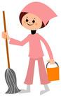 <普段のお掃除が仕事に!> 未経験OK!専門知識は不要◎働きながら更に知識・スキルも身に付きます!!