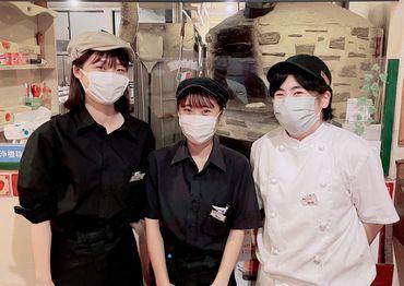 \大学生Staff活躍中♪*/ みんな仲が良く、ワイワイ楽しいバイト先☆