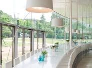 金沢を代表する21世紀美術館内のCafe★ オシャレな空間で、楽しみながら働きませんか?