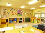 通常の保育や放課後等デイサービスを行っている施設です◎見学&体験だけでも大歓迎★
