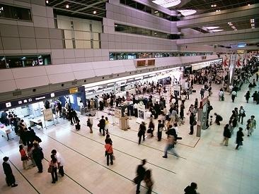 羽田空港第一タ-ミナルビル内国...