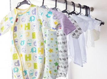 何らかのデザイン経験があれば、大歓迎! かわいい子ども服を作ってみたい!そんな気持ちがあればOK★ ※写真はイメージです。