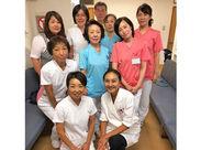 看護師、看護助手、ケアドライバーみんな仲良し!!とっても働きやすい職場です♪分からないことはなんでもサポートします!