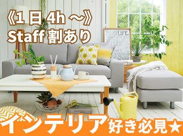 \\家具の組み立てってワクワク// 手順書を見ながら組み立てスタート♪ 未経験からスタートOK! お気軽にご応募ください!