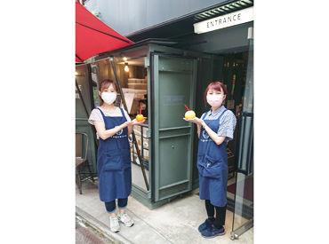 オシャレで落ち着いた雰囲気のある こだわりイッパイのCafe◎ 飲食店勤務の経験は不要です♪