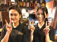 ◎スタッフ同士、仲良し!スグに溶け込めます◎ そして定期的に会社負担で飲み会~ (*^-^)ノロ☆ロヾ(^-^*)乾杯!