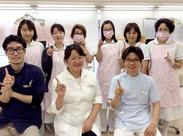 優しい院長のもと、みんな楽しくお仕事しています!地域に愛される医院です♪