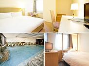 \NEW STAFF大募集!!/ 265室のキレイなビジネスホテルで働きませんか?