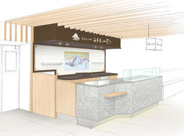 【販売STAFF】<7月末NEW OPEN>Soup Stock Tokyoを運営スマイルズが展開するこれまでにない海苔弁屋★\築地直売所でも同時募集/