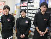 【社員登用あり】最短1年ちょっとでSTAFF⇒社員になった実績あります★新宿店の店長も、バイトからスタートしたんですよ♪