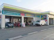 【社員割引あり】ガソリンをお得に購入可能♪出費を抑えつつ稼げます◎