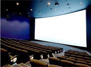 """「都内最大級のシネコン """"TOHOシネマズ""""」で働こう! 映画好きにはたまらない★ 非日常の空間の中で、お客様をおもてなし♪"""