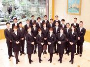 埼玉県内に9つのセレモニーホールがある地元密着の会社です! 大手企業なので、安心して働けますよ◎