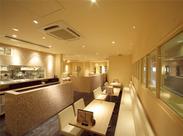 """沖縄あっぷるタウン内の""""東京純豆腐""""で働きませんか?オシャレな店内で、美味しい韓国料理・スンドゥブをお届けしましょう♪"""