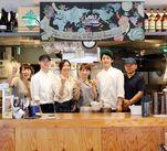 カフェ運営だけでなく、定期的にワークショップを行っています◎ お客様参加型のイベントにも携われて、ココにしかない体験も♪