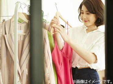 ~ゆめタウン広島内の服屋さん~ 「全然詳しくない…」「接客業自体初めて…」でも大歓迎♪ 服の畳み方などから、お伝えします◎