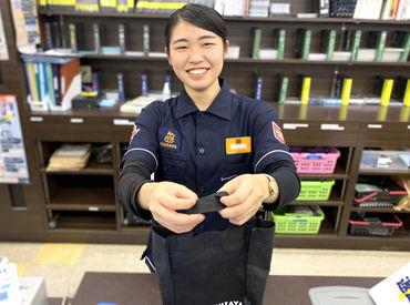 未経験大歓迎★接客経験がなくても問題ナシ! 売り場作りはマニュアルもあるので、 笑顔で対応できればOKです♪