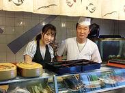 志木駅東口より徒歩6分のお店*絶品のお寿司が評判を呼び、多くの方に愛されています。そんなお寿司がまかないで【無料】♪