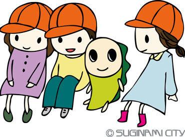 【保育補助】\*夏季アルバイト大量募集中*/杉並区立の保育園や保育室などで…かわいい子ども達と過ごす、ステキな夏に♪