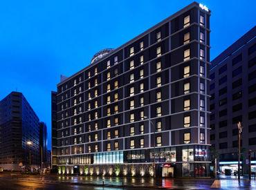 東証一部上場企業の「リソル株式会社」 全国に拠点を持つ安定経営のホテルグループです◎