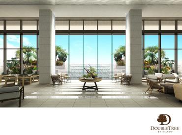 【レストランSTAFF】\ダブルツリーbyヒルトン沖縄北谷リゾート/2018年夏・北谷エリアに新しいホテルがOPEN予定♪オープニングSTAFFを大募集中◎