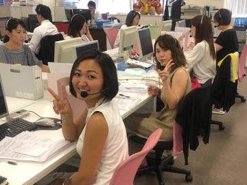【電話応対Staff】★オフィスワークデビューさんも大歓迎★平日のみのお仕事♪うれしい日払い\(^o^)/20~40代の方を中心に多数活躍中☆