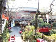 のれんをくぐればそこは江戸・下町の世界! タイプスリップをしたかのようなお店で、いっしょに働いてみませんか♪