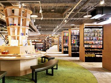 <社割充実◎> 蔦屋書店館内の購入割引あり! 欲しかったアルバムや本も、 お得に買えちゃいます♪