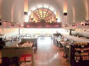文化センター内のレストランです♪コンサートを観に来たお客様や地元のおじいさん・おばあさん達がお食事を楽しむレストラン!