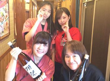 【はなの舞STAFF】◆浦和駅の改札スグ!!◆駅チカって、ホント楽です…【祝い金1万円GET!!】未経験×お試し短期×初バイト etcみ~んな歓迎♪