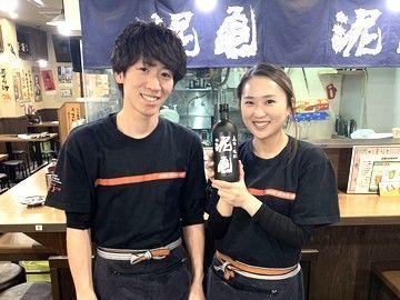 ≪大島駅徒歩1分≫個人のお店らしく、いたるところに「こだわり」が♪笑顔が溢れる、とっても楽しい大衆酒場★絶品まかない付◎