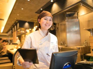 *おしゃれなおそば屋さん* ⇒モダンな雰囲気やこだわりの蕎麦が有名♪ なんと、お客様の半数以上が女性なんです!