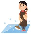 施設内の清掃をお任せします♪経験や資格は一切不要です◎