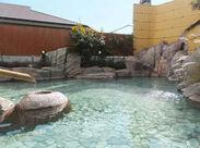 日本の三大温泉とも言われる、熱海温泉を堪能* リゾートホテル4館でSTAFFを一斉募集! ≪車通勤OK≫ガゾリン代支給も可◎