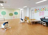 広々として、とても綺麗なお部屋です♪ 【登録制】10年以上勤務しているスタッフも◎早朝/夜間だけ/土日のみ…柔軟に対応します