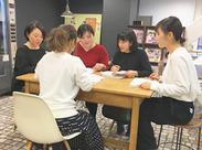 20~40代女性スタッフ活躍中!雑貨に興味のある方&長期勤務出来る方大歓迎◎正社員登用もあり♪