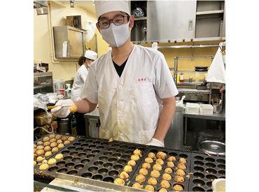会津屋のたこ焼きはソースがなくても、そのままでおいしく食べられるって知ってました??これは【まかない】でチェックしなきゃ♪